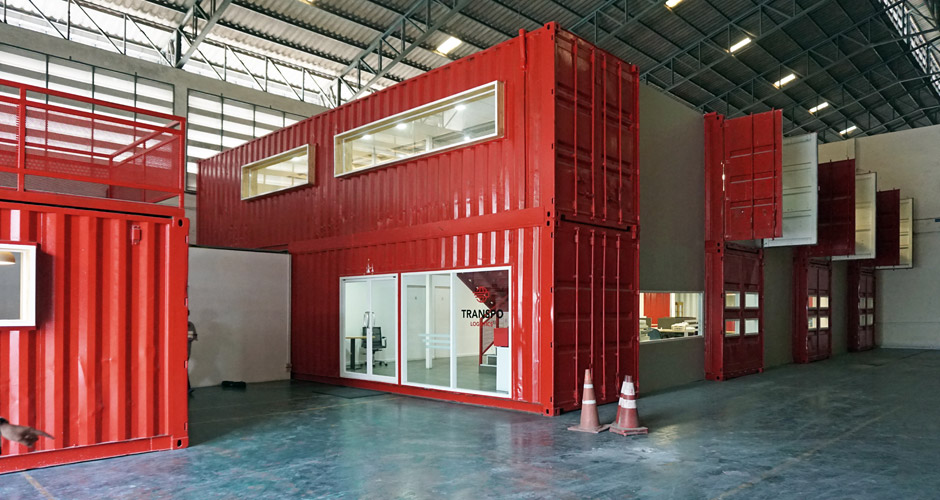Transpo Container Office