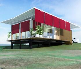 Golf cabin